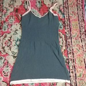 Forever 21 knit tank small petite